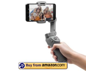 DJI OSMO Mobile 3 - Best Tech Gifts For Men Who Have Everything