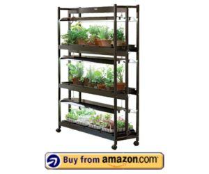 Gardeners Supply Company Indoor Grow Light