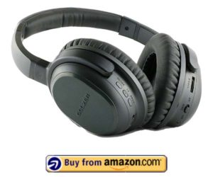 Golzer BANC-50 - Best Noise Cancelling Wireless Headphones