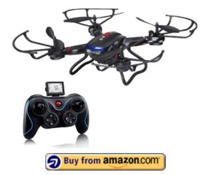Holy Stone F181C RC Quadcopter Drone - Best RC Drone 2019