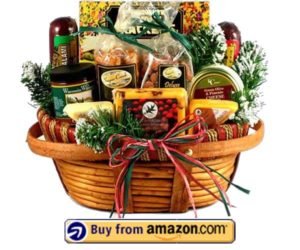 Hometown Holiday Gourmet - Christmas Gift Basket