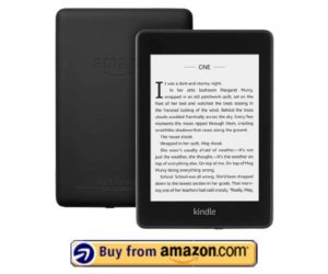 Kindle Paperwhite - Best Christmas Gifts For Tech Lovers 2019