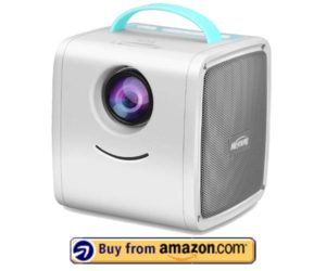 Meyoung Portable LED LCD Projector - Best Mini Projector 2019