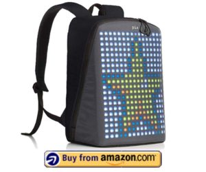 Pix Backpack with Programmable Screen - Best Laptop Backpack 2019