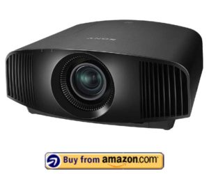 Sony VPL-VW295ES Review - Best 4K HDR Home Theater Projector 2020
