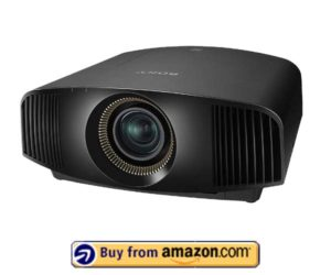 Sony VPL-VW695ES Review - Best Sony 4K Projector 2020