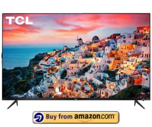 TCL 65 Class 5-SeriesRoku TV- Best 4K Smart TV 2019