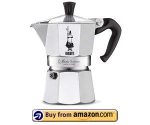 The Original Bialetti Moka Express - Best Coffee Maker 2019