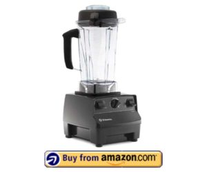 Vitamix 5200 Blender Professional-Grade, 64 oz. Container, Black