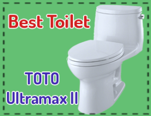 TOTO Ultramax II - Best Toilet 2020