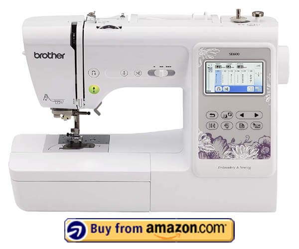 Brother Sewing Machine SE600