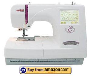 Janome 350E Memory Craft Machine -