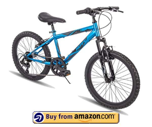 Huffy Kids Hardtail Mountain Bike - Best Mountain Bike For Boys 2020