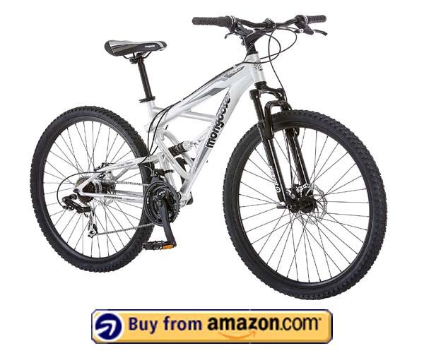 Mongoose Impasse Mountain Bike - Best Mountain Bike Under $400 2020