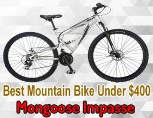 Mongoose Impasse Mountain Bike – Best Mountain Bike 2020
