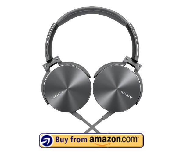 Sony MDRXB950AP - Best Sony Bass Headphones 2020