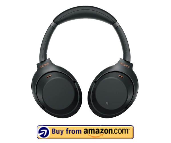 Sony WH1000XM3 - Best Bass Headphones 2020