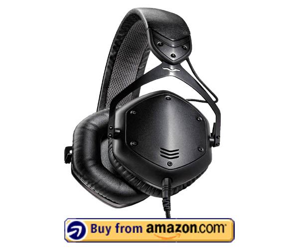 V-MODA Crossfade LP2 - Cheap Bass Headphones 2020
