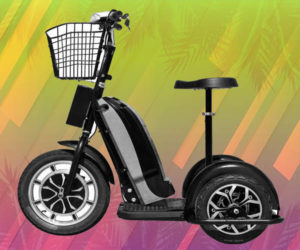 Best 3 Wheel Electric Stand up Scooter 2020