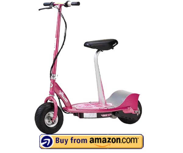 Razor E300S Seated Scooter - Cheap Electric Scooter 2020