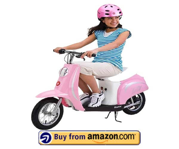 Razor Pocket Mod Miniature - Electric Scooter For Kids 2020