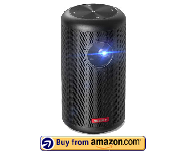 Nebula Capsule II - Best Portable Projector 2020