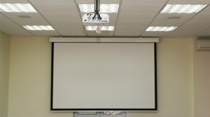 Clean A Projector Screen