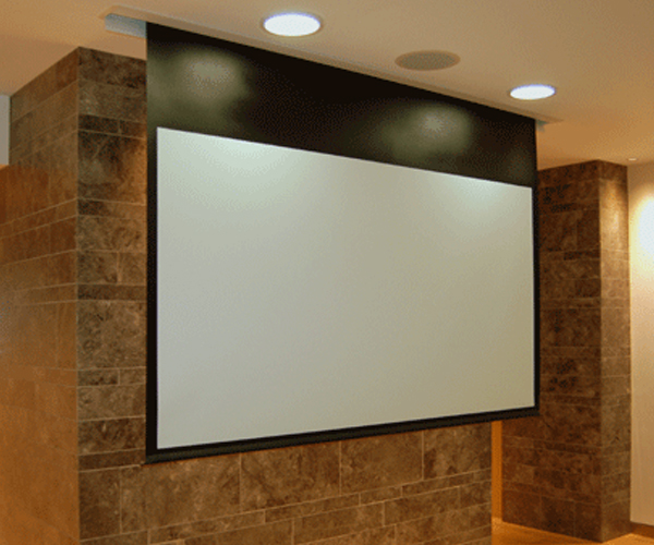 Hang Ceiling Projector Screens