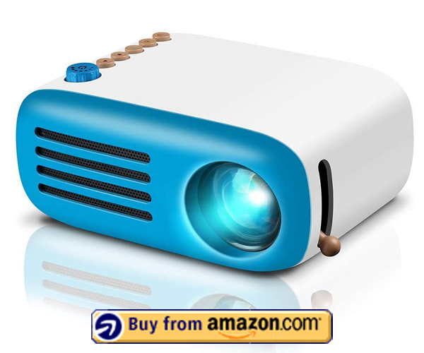 GooDee Mini Projector - Best Cheap Projector 2020