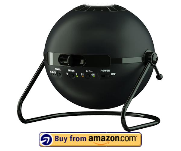 Sega Homestar Original Black - Best Star Projector