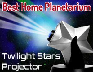 Twilight Stars Projector - Best home planetarium