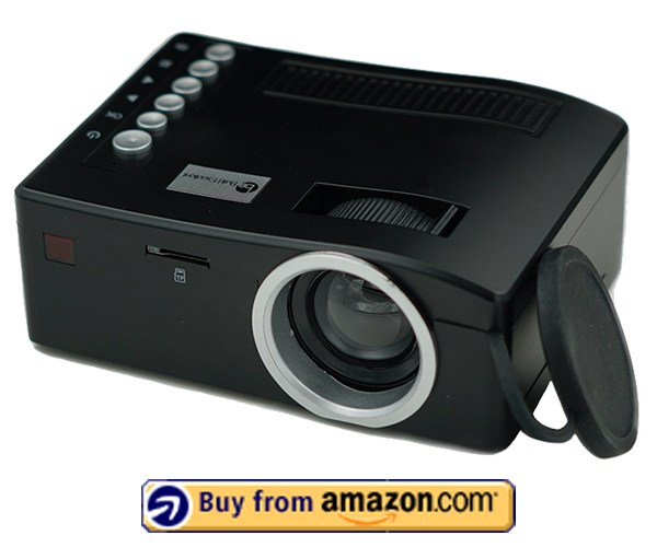 UNIC UC18 Mini Video Projector - Best Cheap Mini Projector 2020