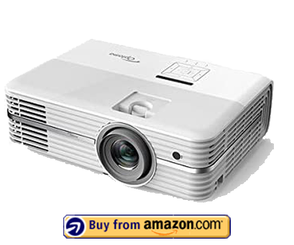 Optoma UHD52ALV True 4K UHD Smart Projector