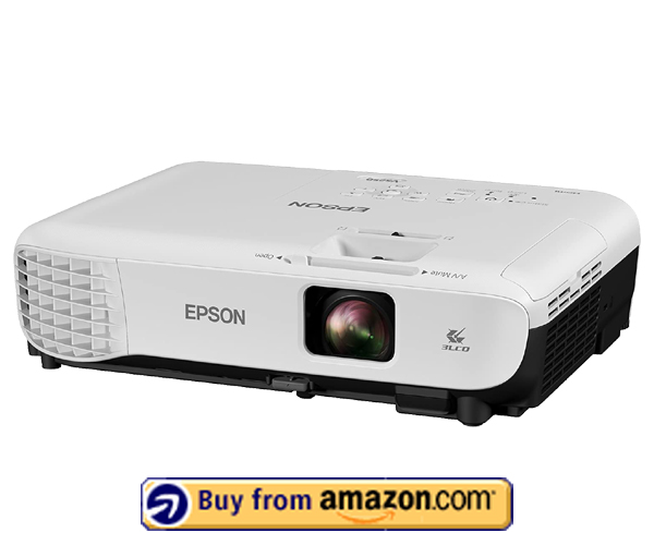 Epson VS250 - Best Projector For Daytime Use 2021