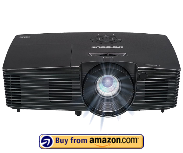 InFocus IN114XA - Best Projector Under $600 2021