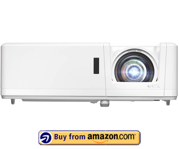 Optoma GT1090HDR - Best Projector For The Sports Bar 2021