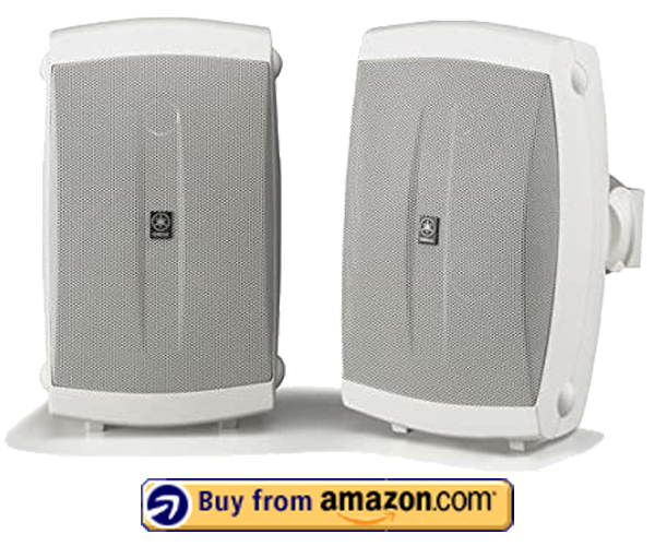 Yamaha NS-AW150W 2-Way Indoor Outdoor Speakers