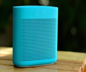 best outdoor projector speaker