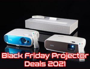 Best black friday projector deals 2021